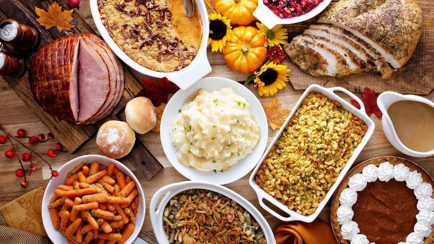 Joy Church Family Thanksgiving Dinner